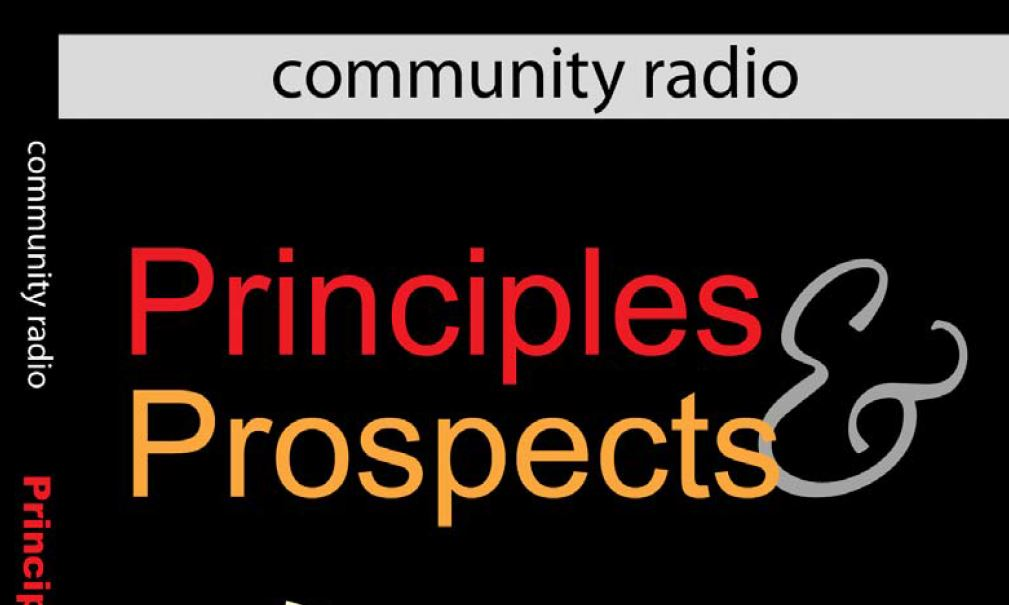Community Radio: Principles & Prospects