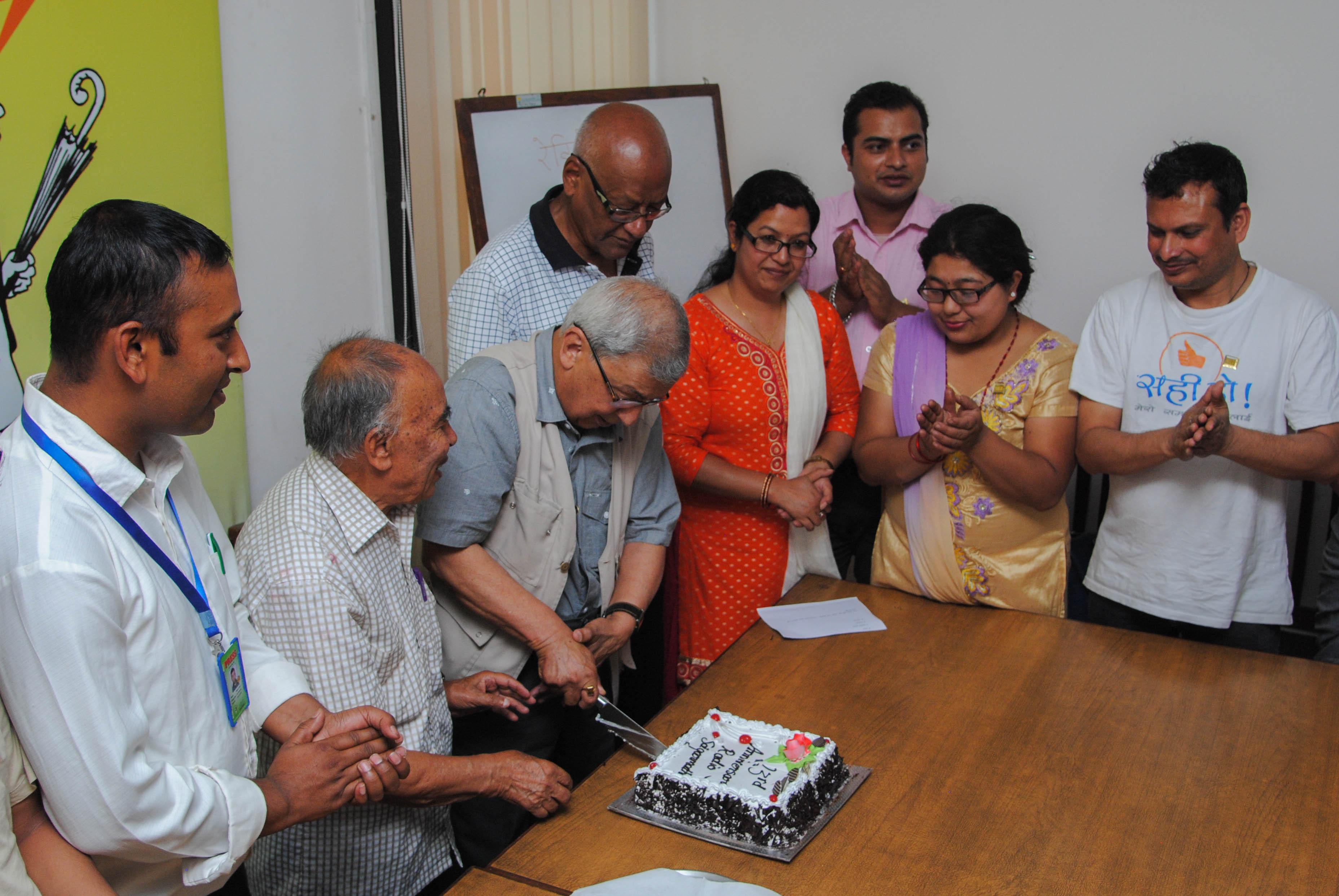 Radio Sagarmatha celebrates 23rd anniversary
